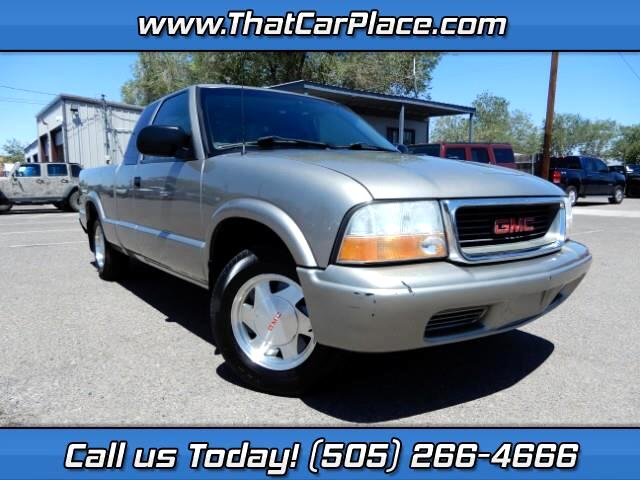 2003 GMC Sonoma SLE Ext. Cab Short Bed 2WD
