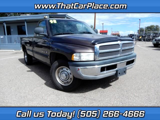 1998 Dodge Ram 2500 Reg. Cab 8-ft. Bed 2WD