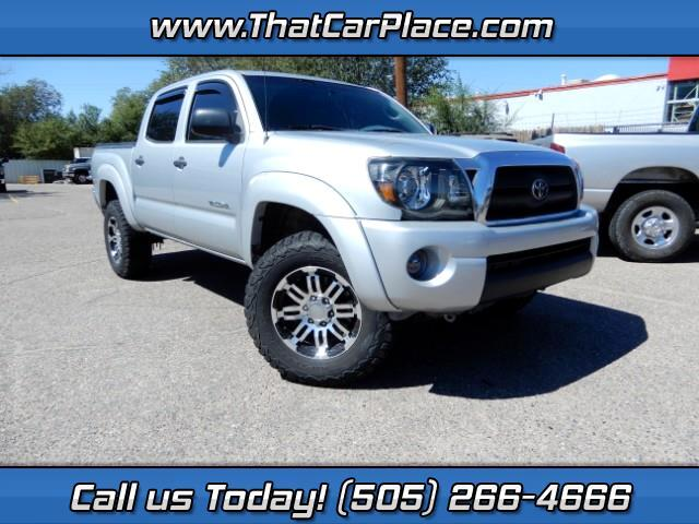 2005 Toyota Tacoma 4WD Double Cab V6 AT SR5 (Natl)