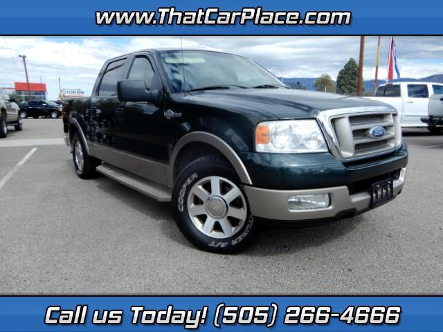 2005 Ford F-150 King Ranch SuperCrew 6.5-ft. 2WD