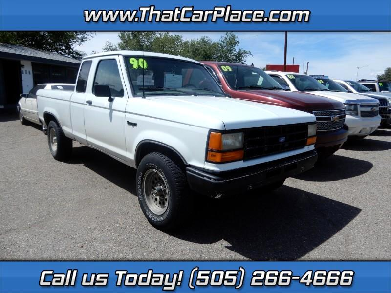 1990 Ford Ranger SuperCab 4WD