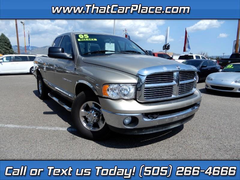 2005 Dodge Ram 2500 Laramie Quad Cab Short Bed 2WD