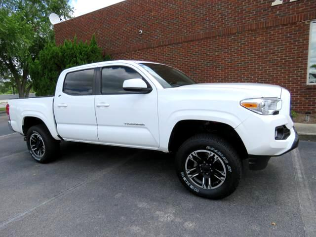 Toyota Tacoma SR5 Double Cab Long Bed V6 5AT 4WD 2016