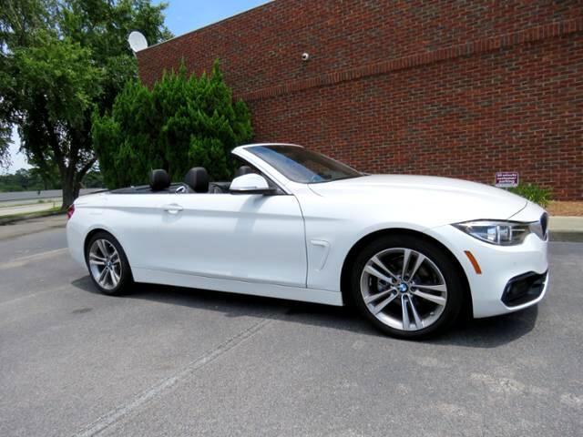 BMW 4-Series 430i SULEV Convertible 2019