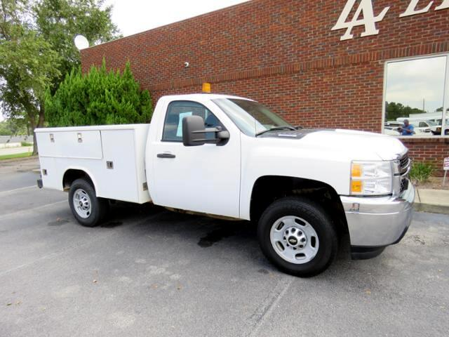 Chevrolet Silverado 2500HD Work Truck Long Box 2WD 2013