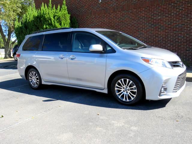Toyota Sienna Limited Premium 7-Passenger 2018