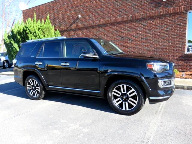 Toyota 4Runner Limited 2WD V6 2016
