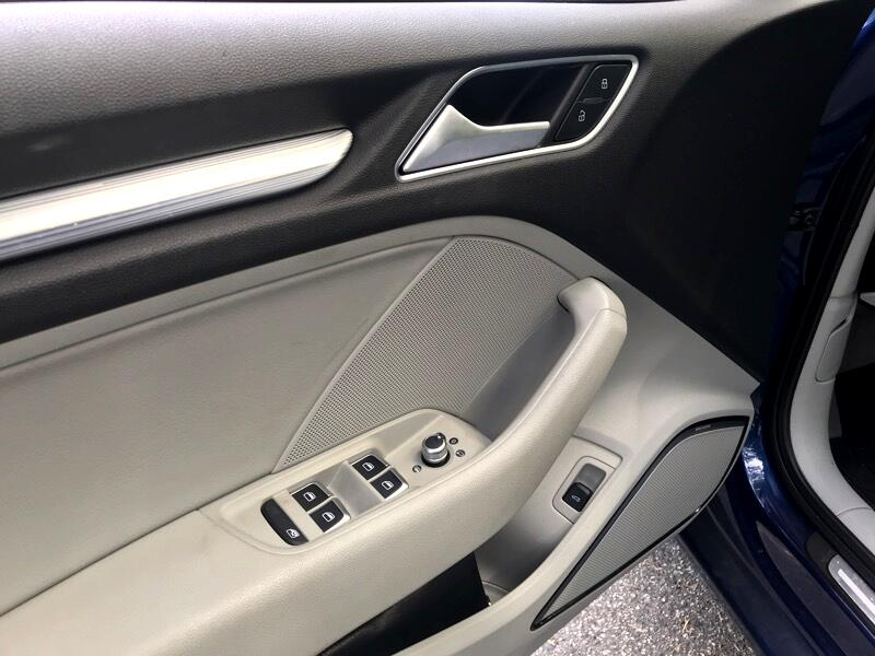2015 Audi A3 2.0T Premium PKG Quattro AWD, Nanigation