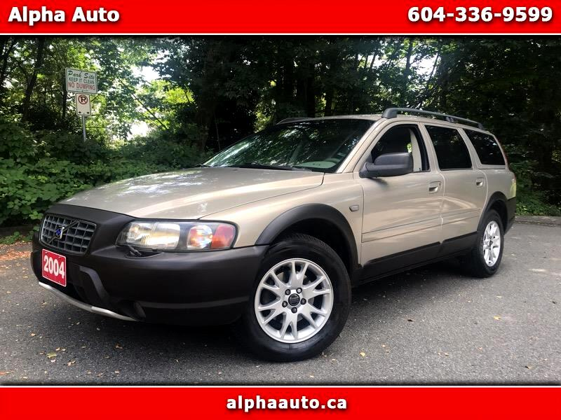 2004 Volvo XC70 Cross Country, AWD, Local BC, One owner