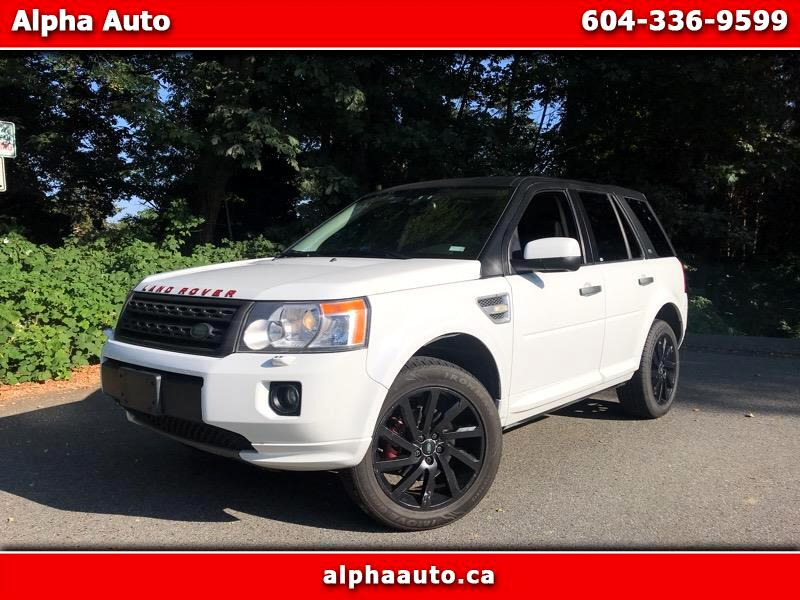 2011 Land Rover LR2 AWD HSE LUX, Black Edition, Local