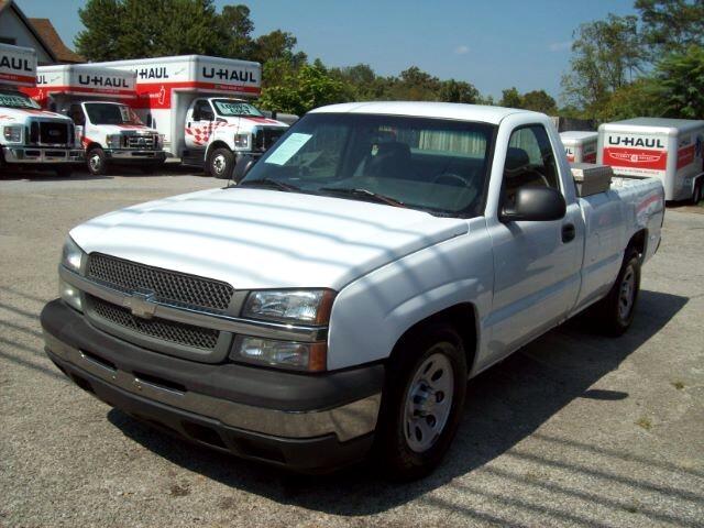 2007 Chevrolet Silverado Classic 1500 Work Truck Long Box 2WD