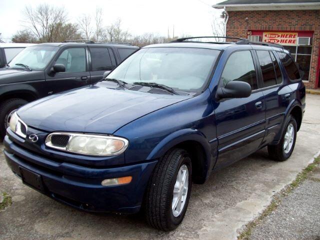 Oldsmobile Bravada AWD 2002