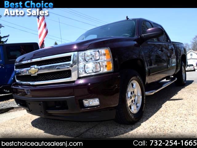 2008 Chevrolet Silverado 1500 LTZ Crew Cab 4WD