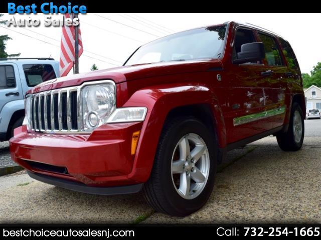 Jeep Liberty Sport 4WD 2009