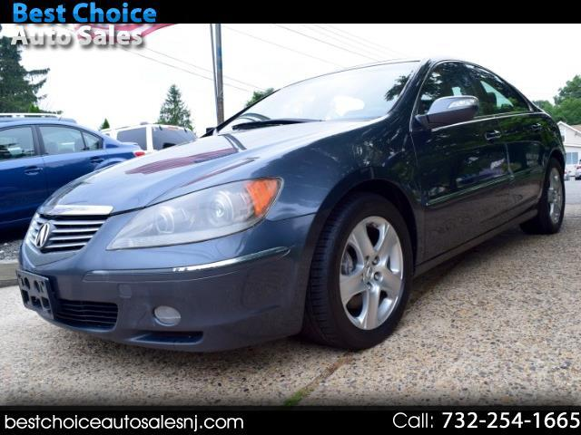 2008 Acura RL 4dr Sdn Tech/CMBS w/PAX (Natl)