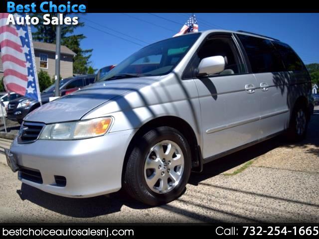 2004 Honda Odyssey 5dr EX-L NAVI w/Navigation/Leather