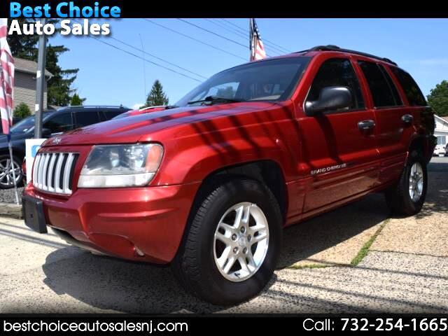 2004 Jeep Grand Cherokee 4dr Laredo 4WD