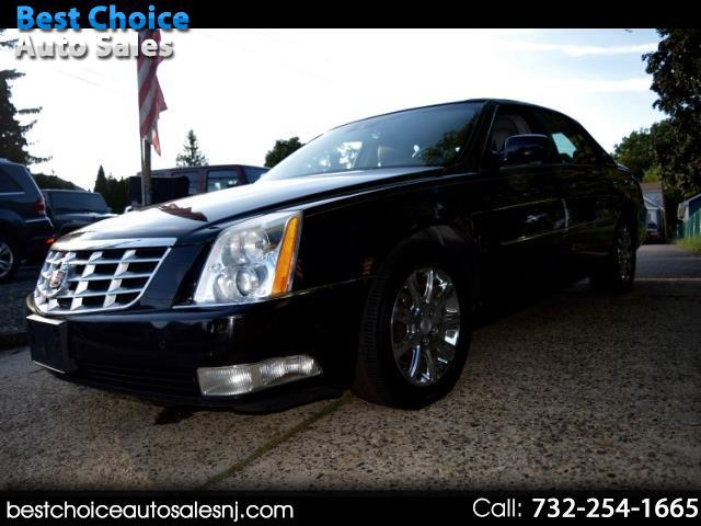2008 Cadillac DTS 4dr Sdn w/1SC