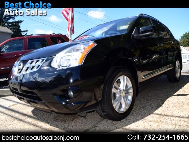 Nissan Rogue AWD 4dr SV 2013