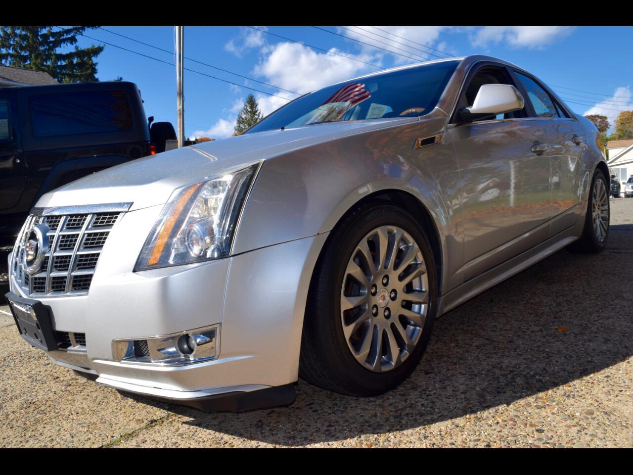 2012 Cadillac CTS Sedan 4dr Sdn 3.6L Performance RWD