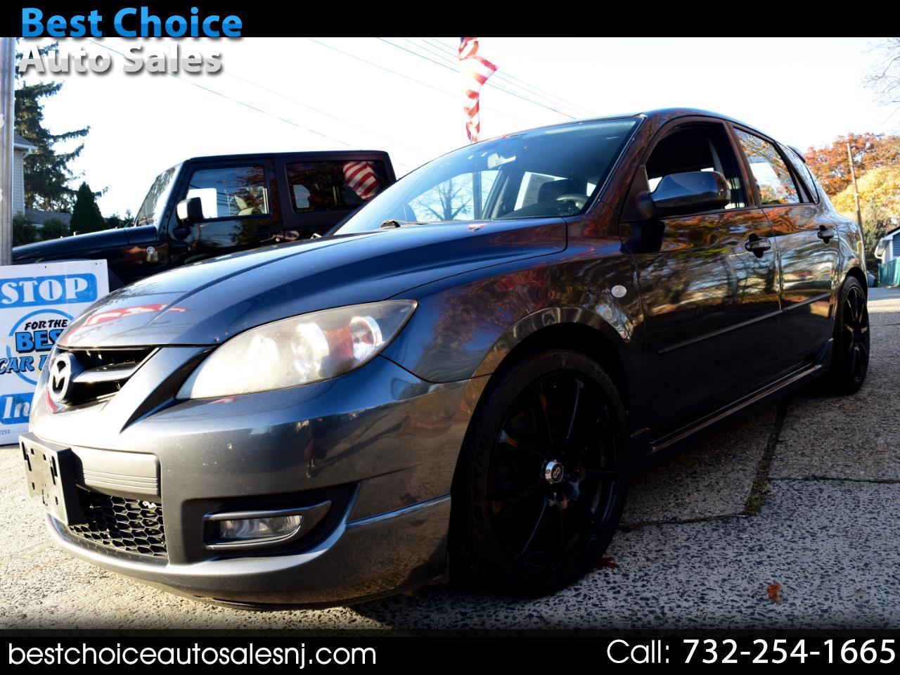 2008 Mazda MAZDA3 5dr HB Man Mazdaspeed3 GT