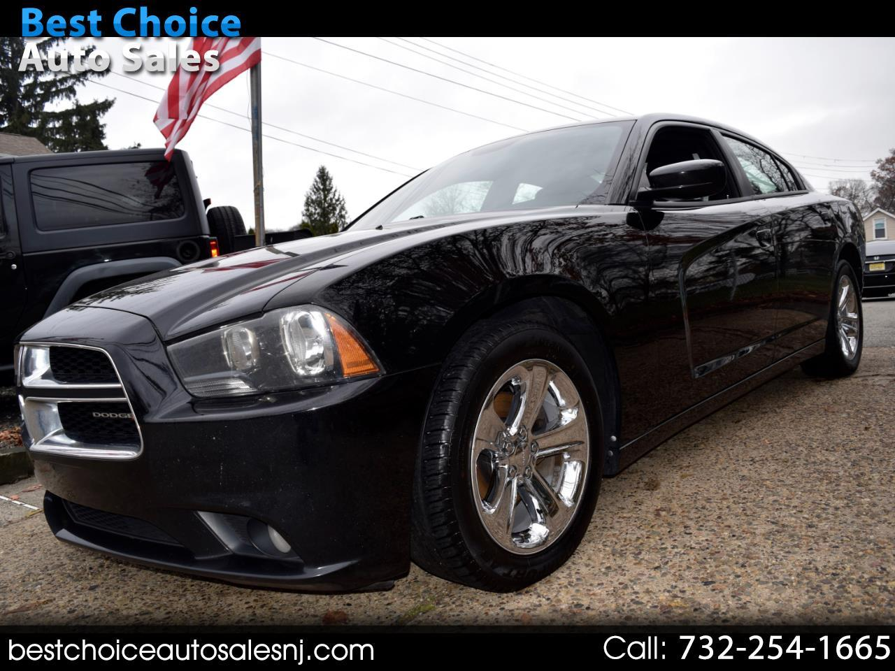 2013 Dodge Charger 4dr Sdn SXT Plus RWD