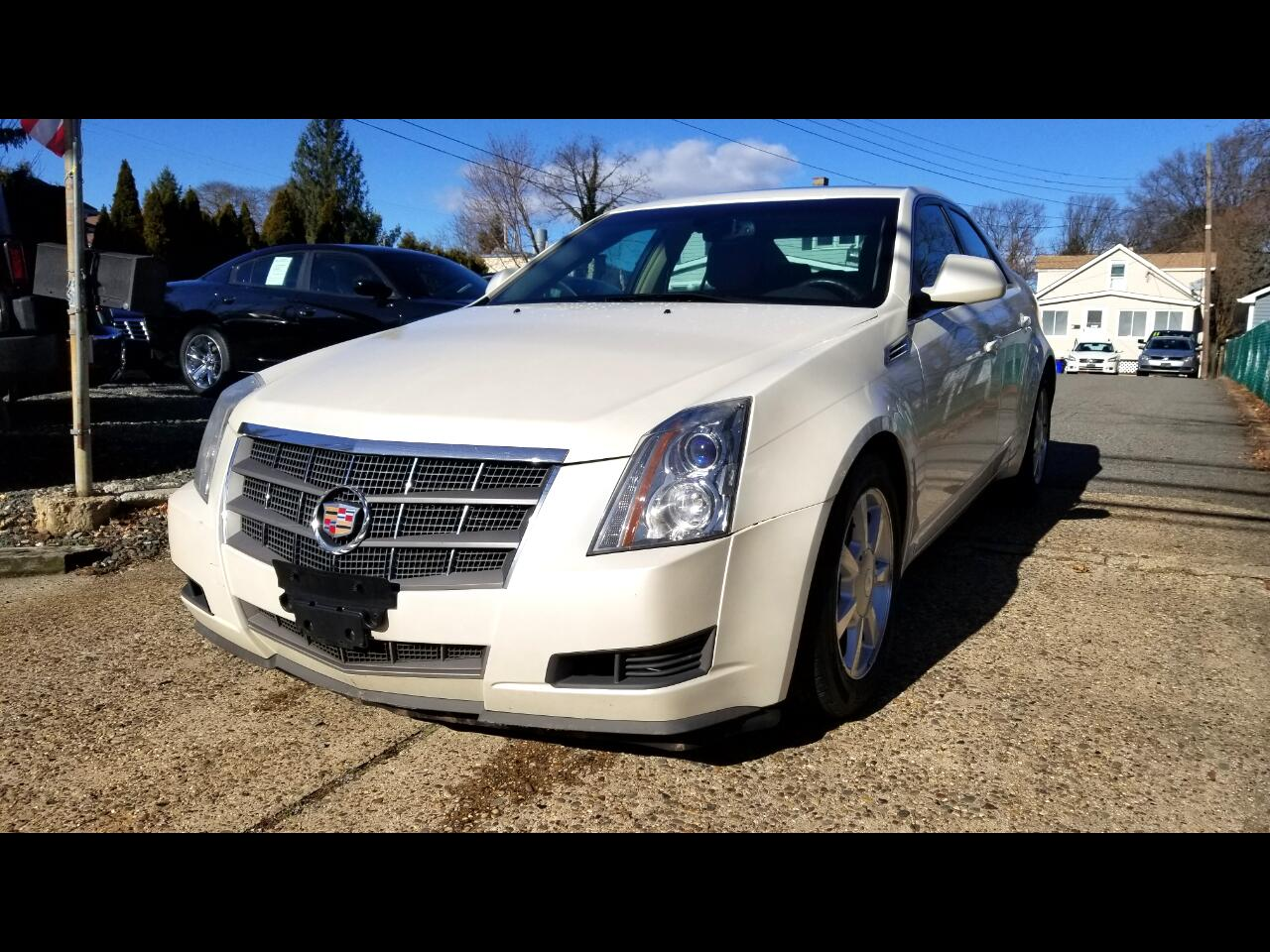 2008 Cadillac CTS 4dr Sdn AWD w/1SA