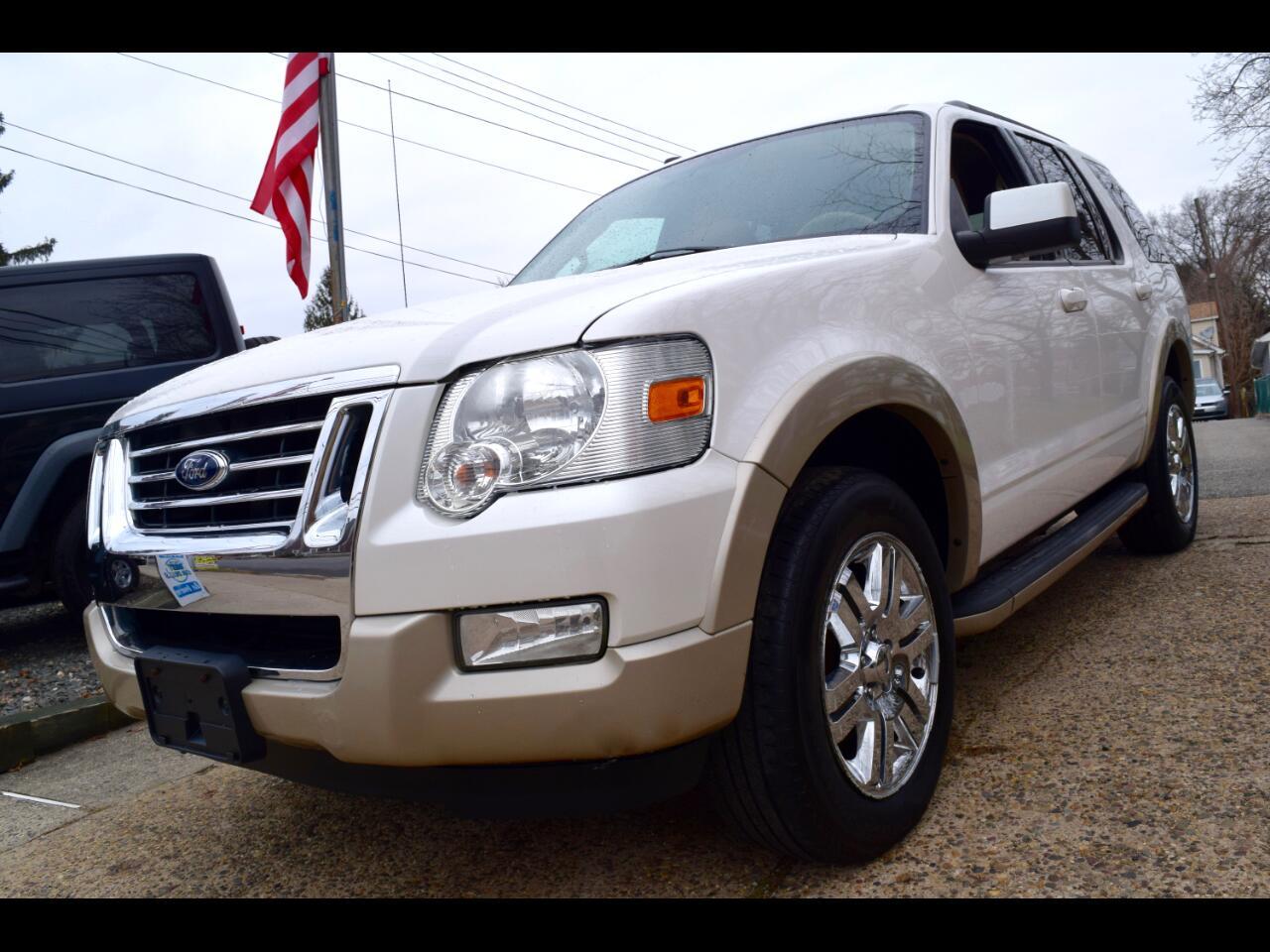 2010 Ford Explorer 4WD 4dr Eddie Bauer