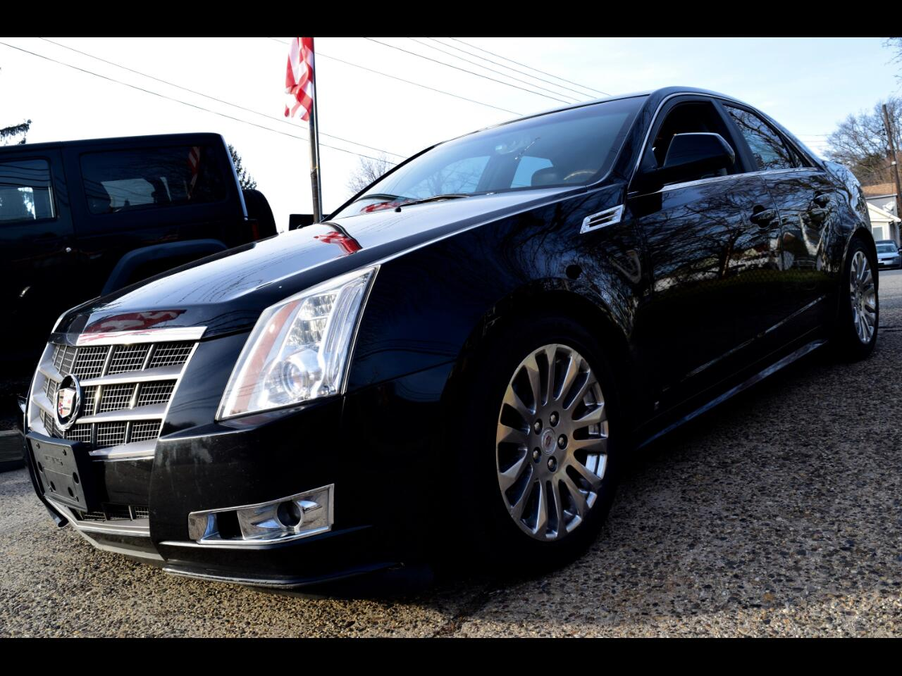 2010 Cadillac CTS Sedan 4dr Sdn 3.6L Premium RWD