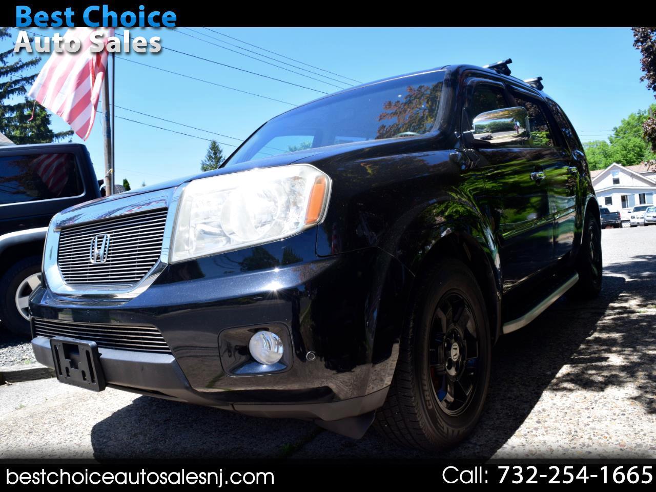 2009 Honda Pilot 4WD 4dr Touring w/RES & Navi