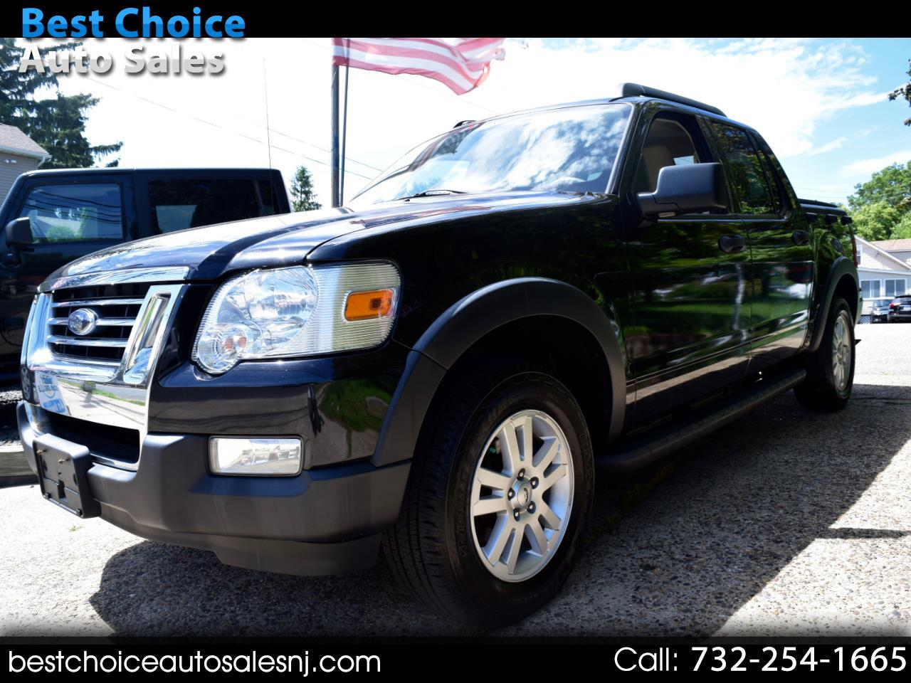 2010 Ford Explorer Sport Trac 4WD 4dr XLT