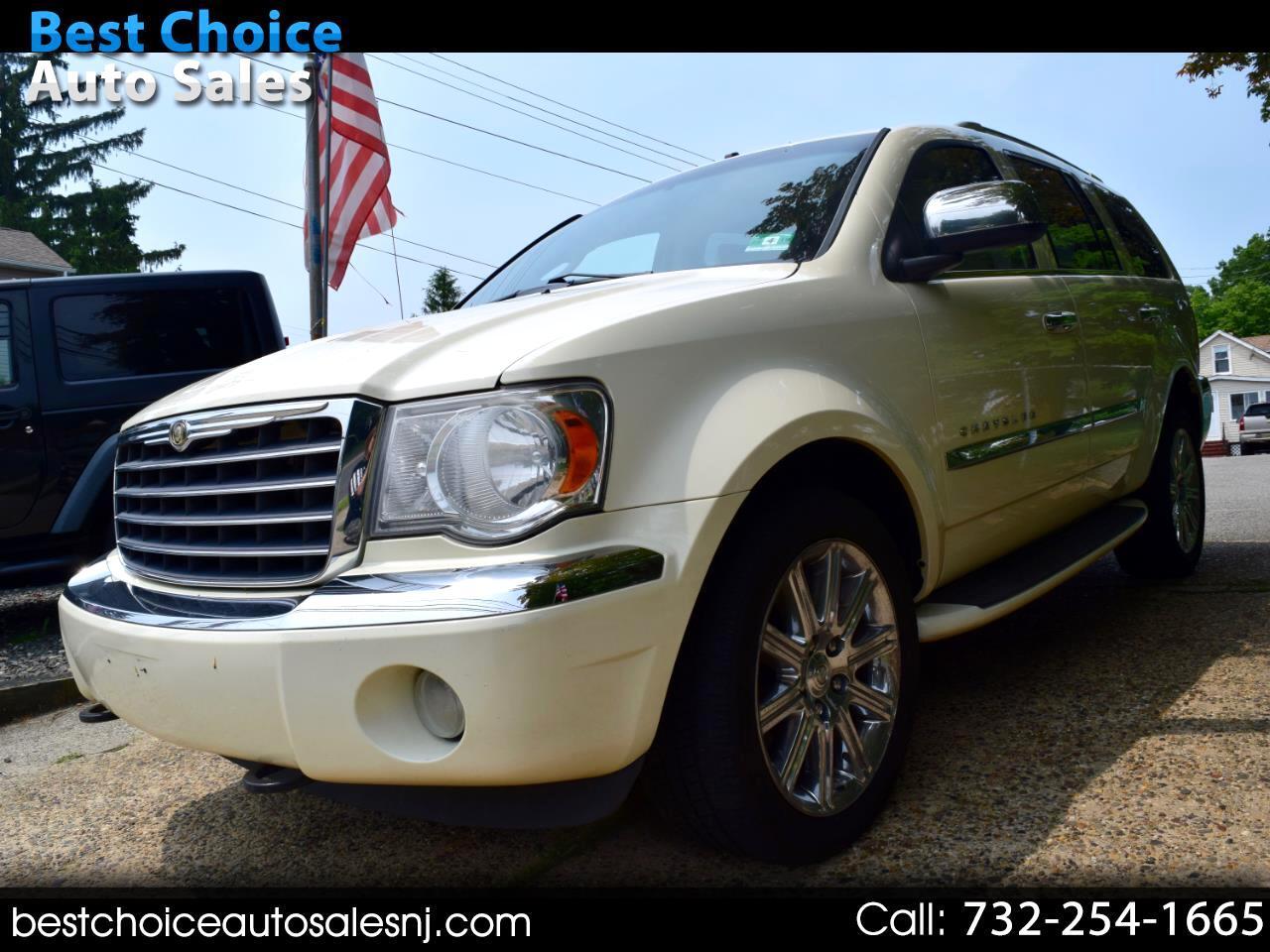 2009 Chrysler Aspen AWD 4dr Limited