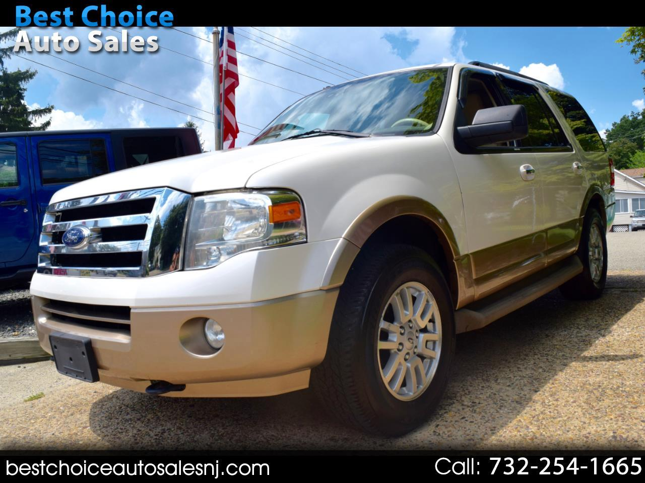 2012 Ford Expedition 4WD 4dr King Ranch