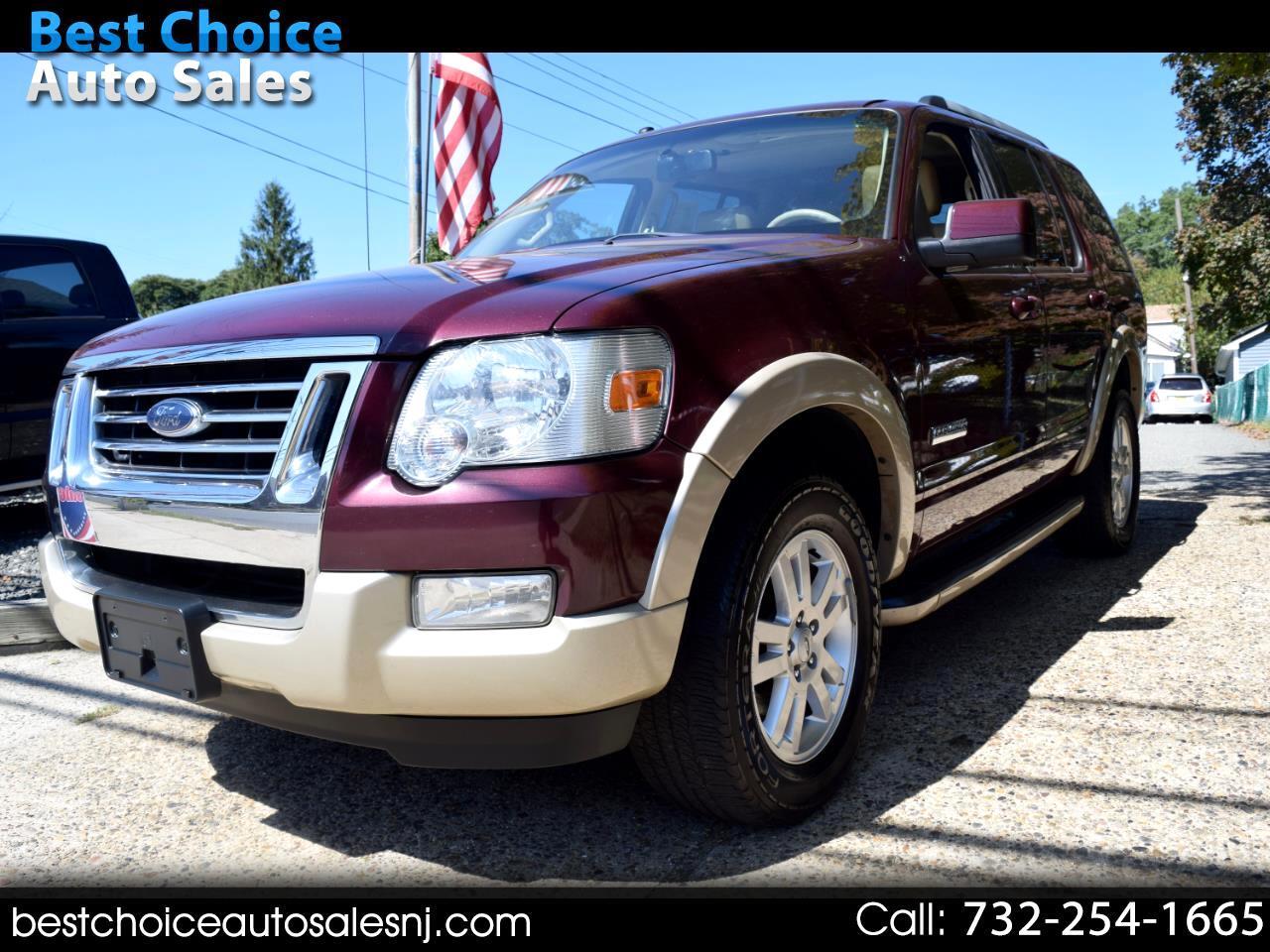 Ford Explorer 4WD 4dr V6 Eddie Bauer 2008