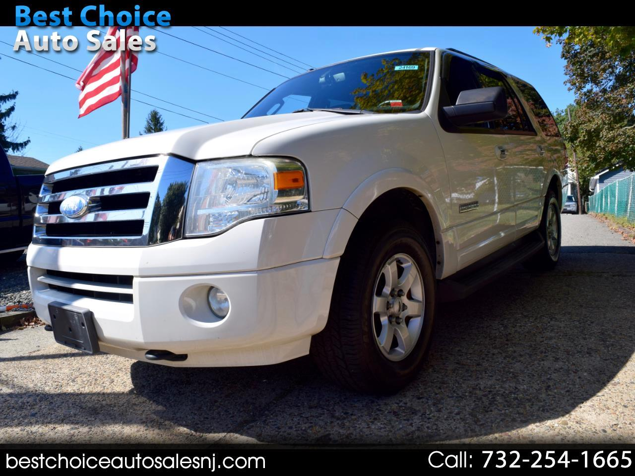 2008 Ford Expedition 4WD 4dr XLT