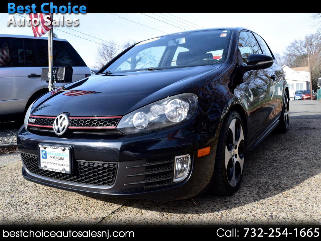 Volkswagen GTI 2dr HB DSG *Ltd Avail* 2013