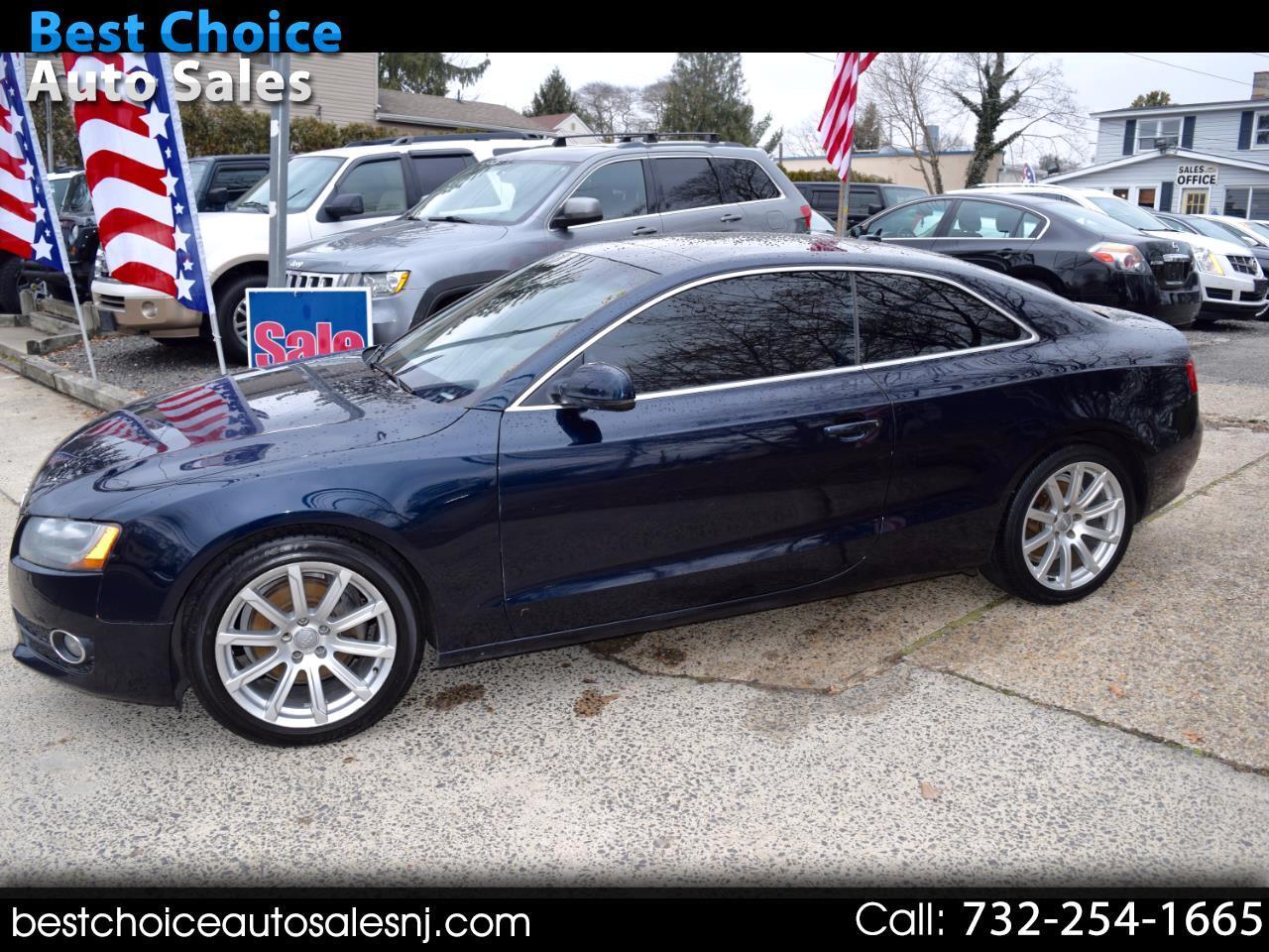 Audi A5 2dr Cpe Auto quattro 2.0T Premium Plus 2011