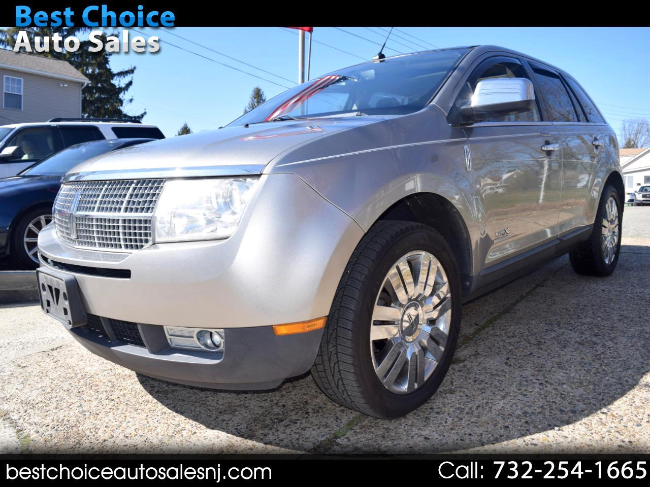 Lincoln MKX AWD 4dr 2008