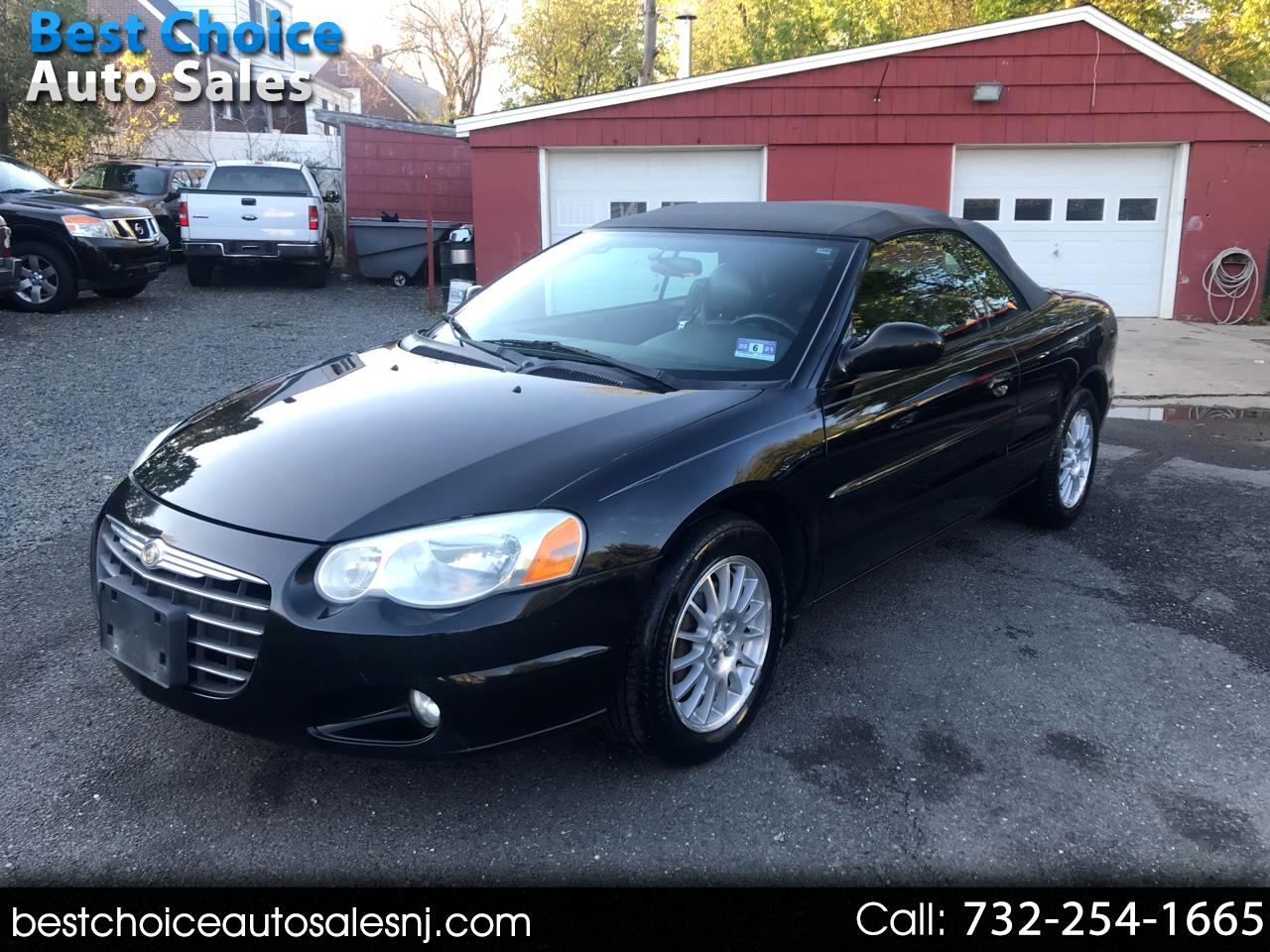 Chrysler Sebring 2004 2dr Convertible LXi 2004