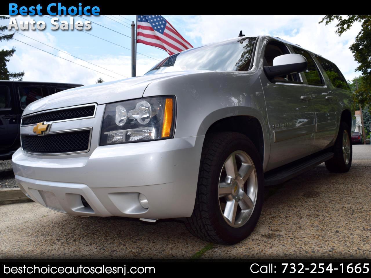 Chevrolet Suburban 4WD 4dr LT 2014