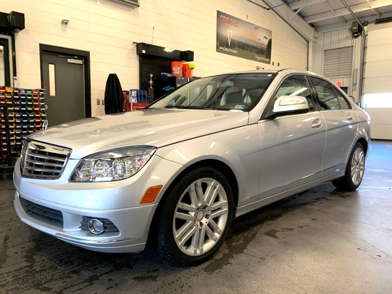 Mercedes-Benz C-Class C300 Luxury Sedan 2008