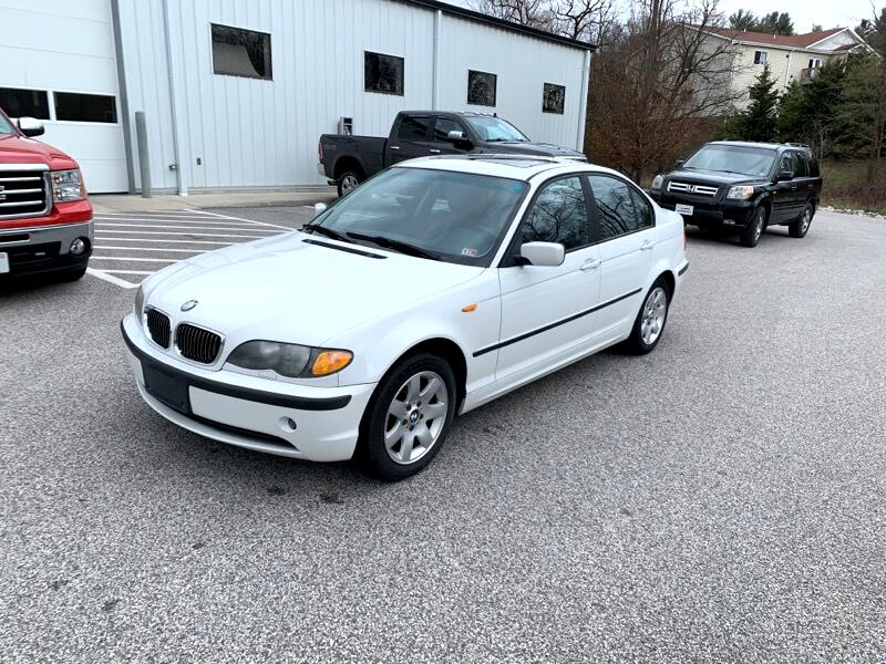 BMW 3-Series 325xi Sedan 2002