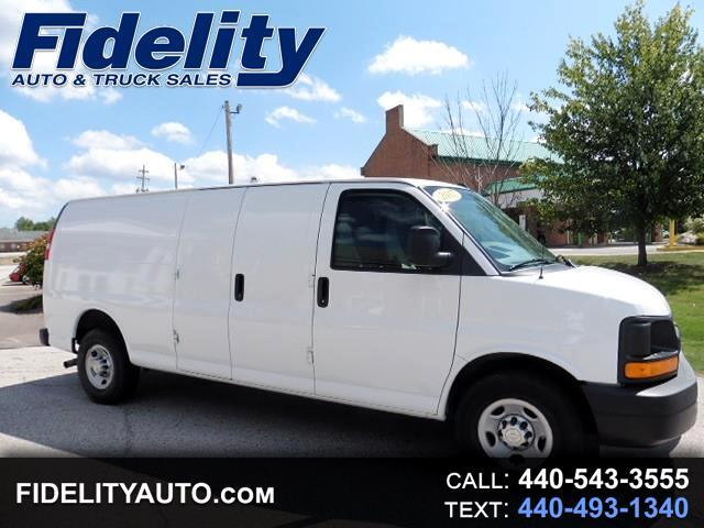 2017 Chevrolet Express 2500 Extended Cargo