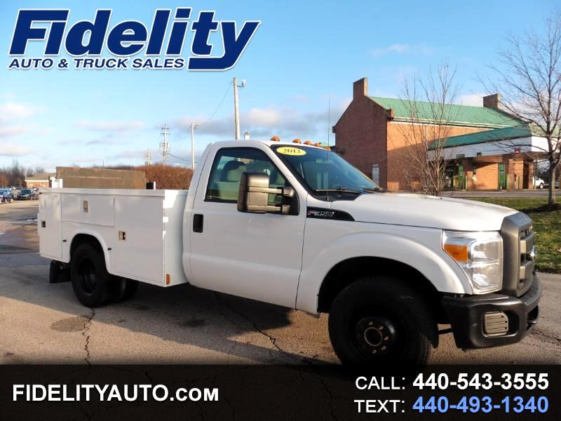 2013 Ford F-350 SD Regular Cab 2WD DRW