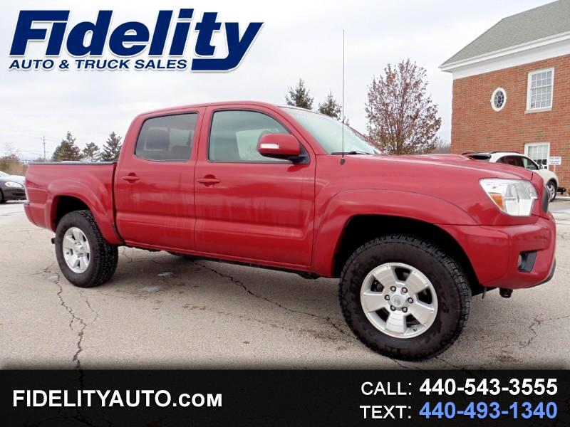 2014 Toyota Tacoma 4WD TRD Sport Double Cab 6-Speed