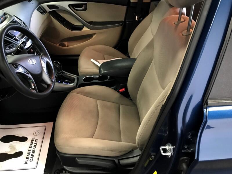 Hyundai Elantra 4dr Sdn Auto 2016