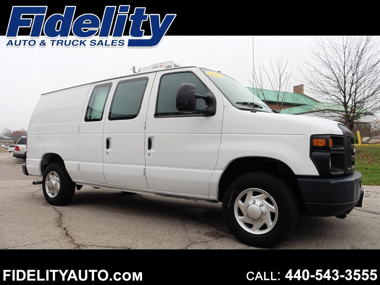 2011 Ford Econoline E-150 Refridgerated Cargo Van