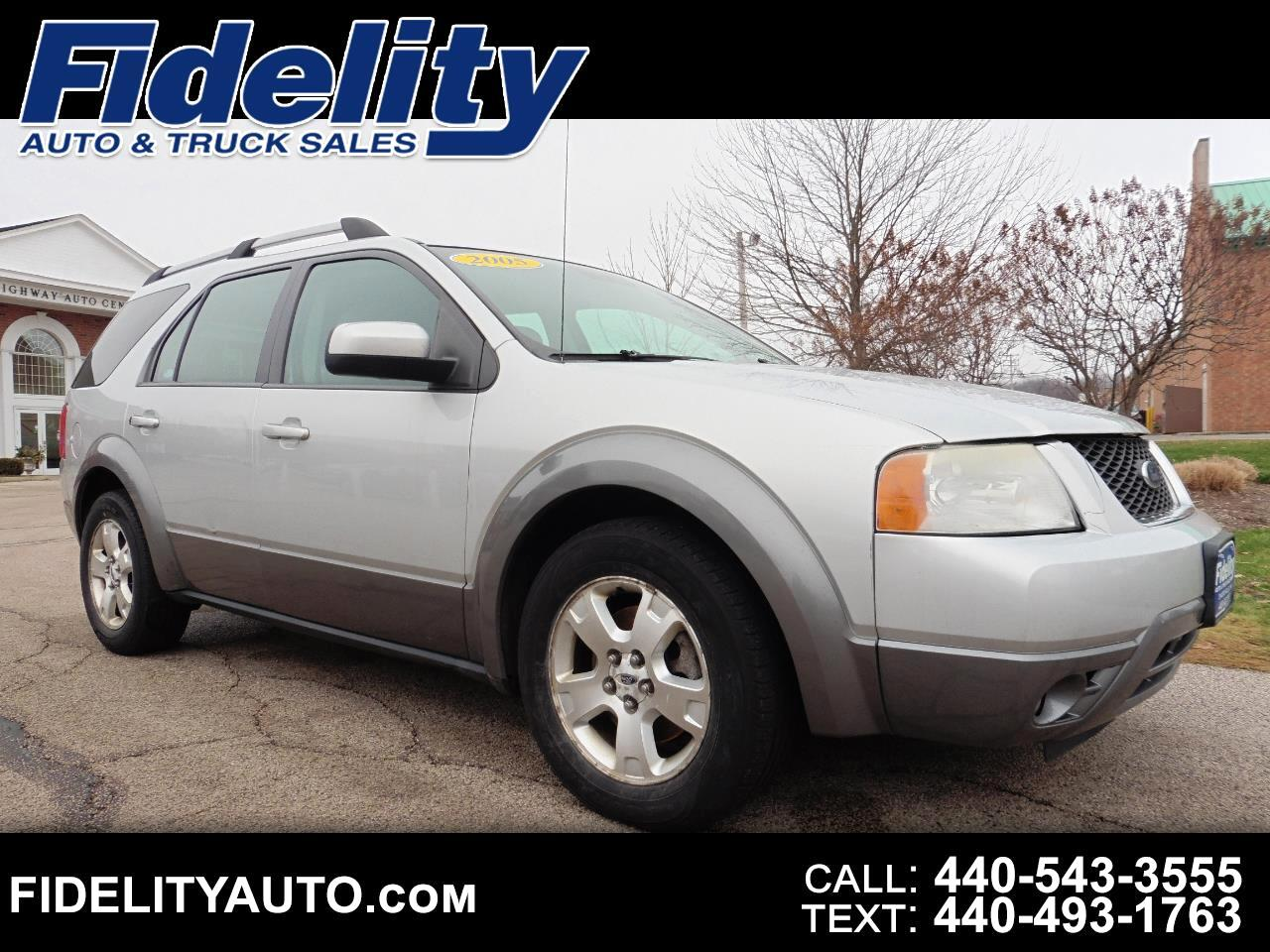 Ford Freestyle SEL FWD 2005