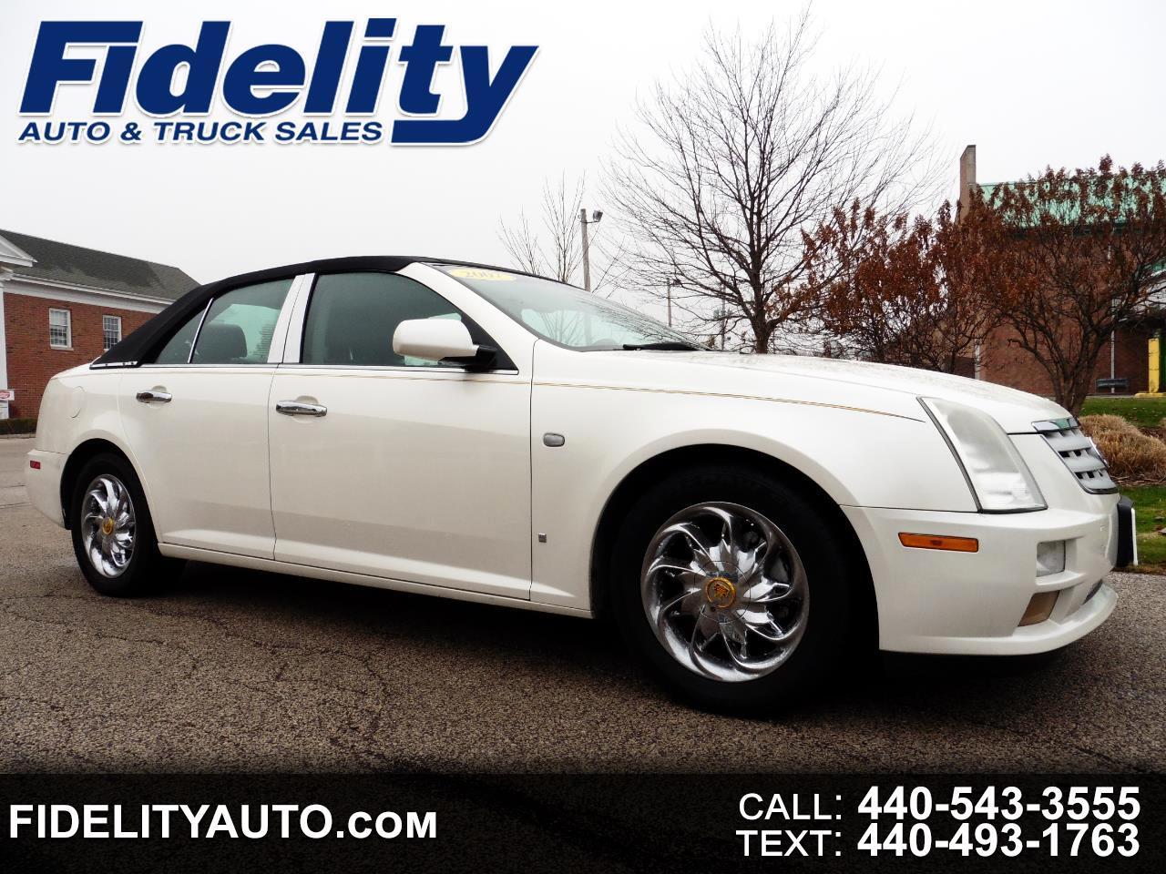 Cadillac STS V6 Luxury 2007