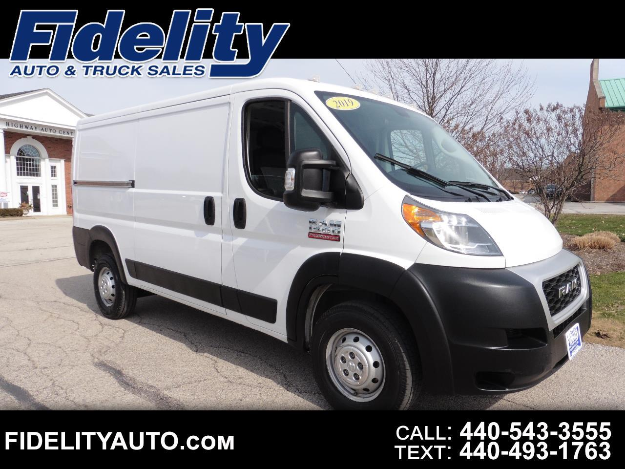 RAM Promaster 1500 Low Roof 136-in. WB 2019